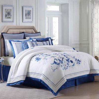 Charisma Home Alfresco Floral Comforter Set Bed Bath