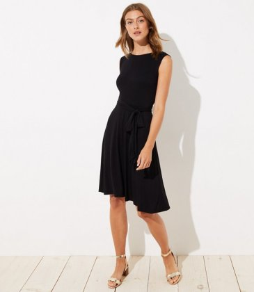 Dresses for Women   LOFT Wrap Back Dress