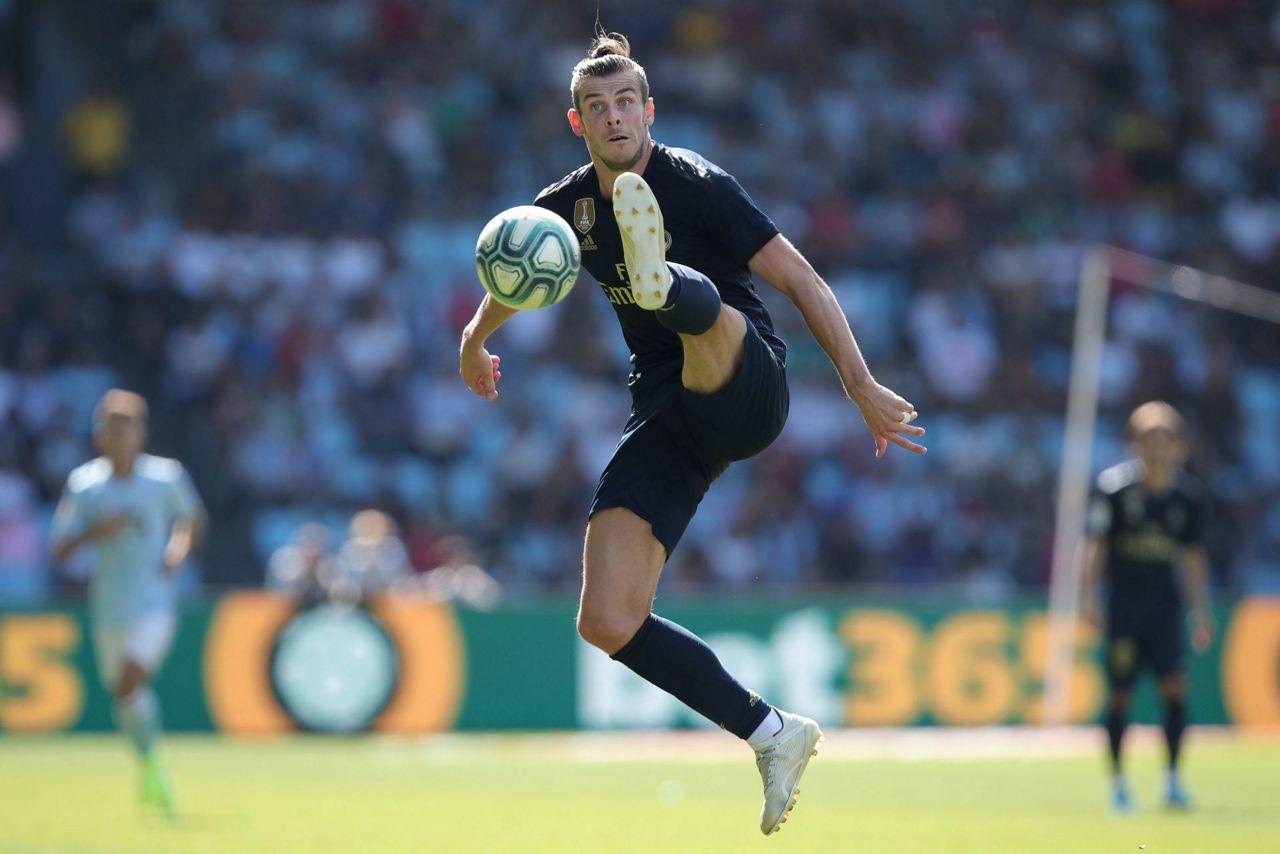 Real Madrid Soccer Gans