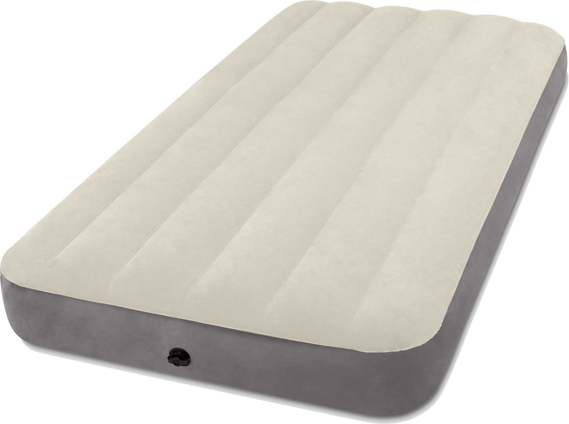 Intex Dura Beam Twin Air Mattress   DICK S Sporting Goods Intex Dura Beam Twin Air Mattress