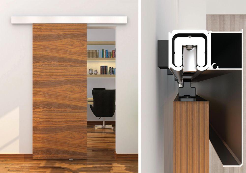 Acme 6 6 Ft Premium Black Interior Modern Country Rustic