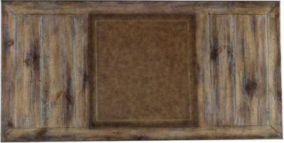 Hooker Furniture Melange Bennett X Base Writing Desk