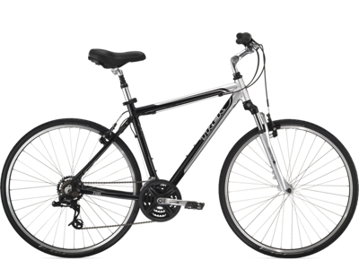 I had a cheaper bike that i had won through my work and the difference between that and my trek is huge i wont go back to the cheaper bikes after