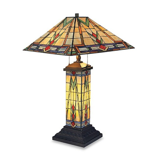 Buying Guide to Lamps   Bed Bath   Beyond Glass lamp