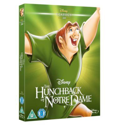 2013 Notre Ray Dame Hunchback Blu