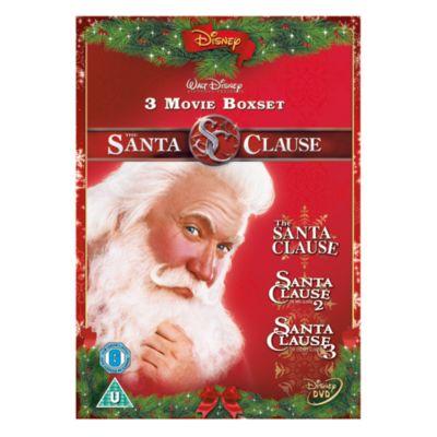 Santa Clause Collection Dvd