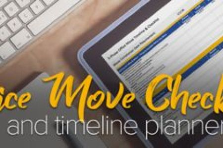 Office Move Project Plan  Free Excel Download   OfficeFurniture com 5 Step Office Move Checklist