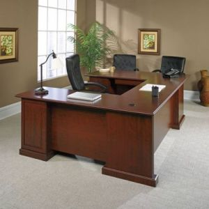Office Desks   OfficeFurniture com U Desks