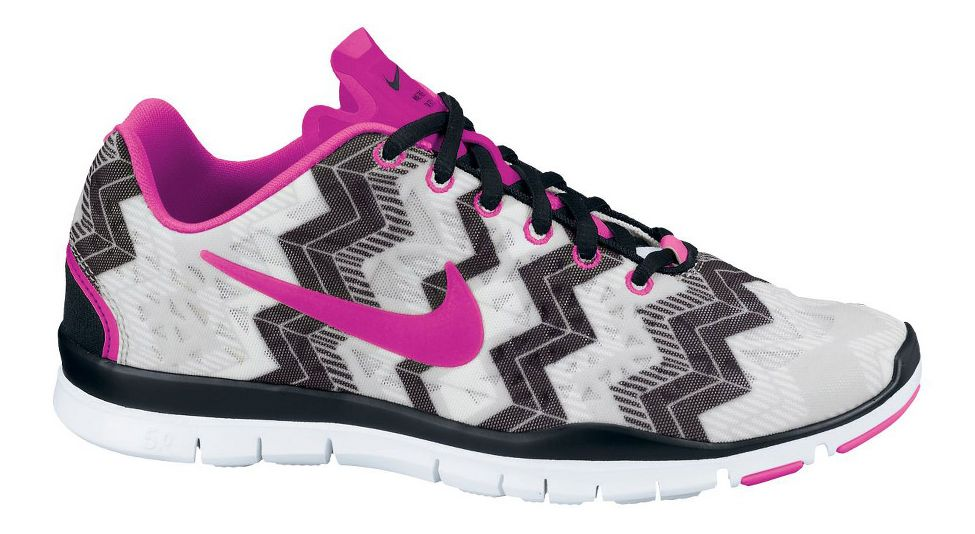 Womens Nike Free TR Fit 3 PRT Cross Training Shoe at Road ...