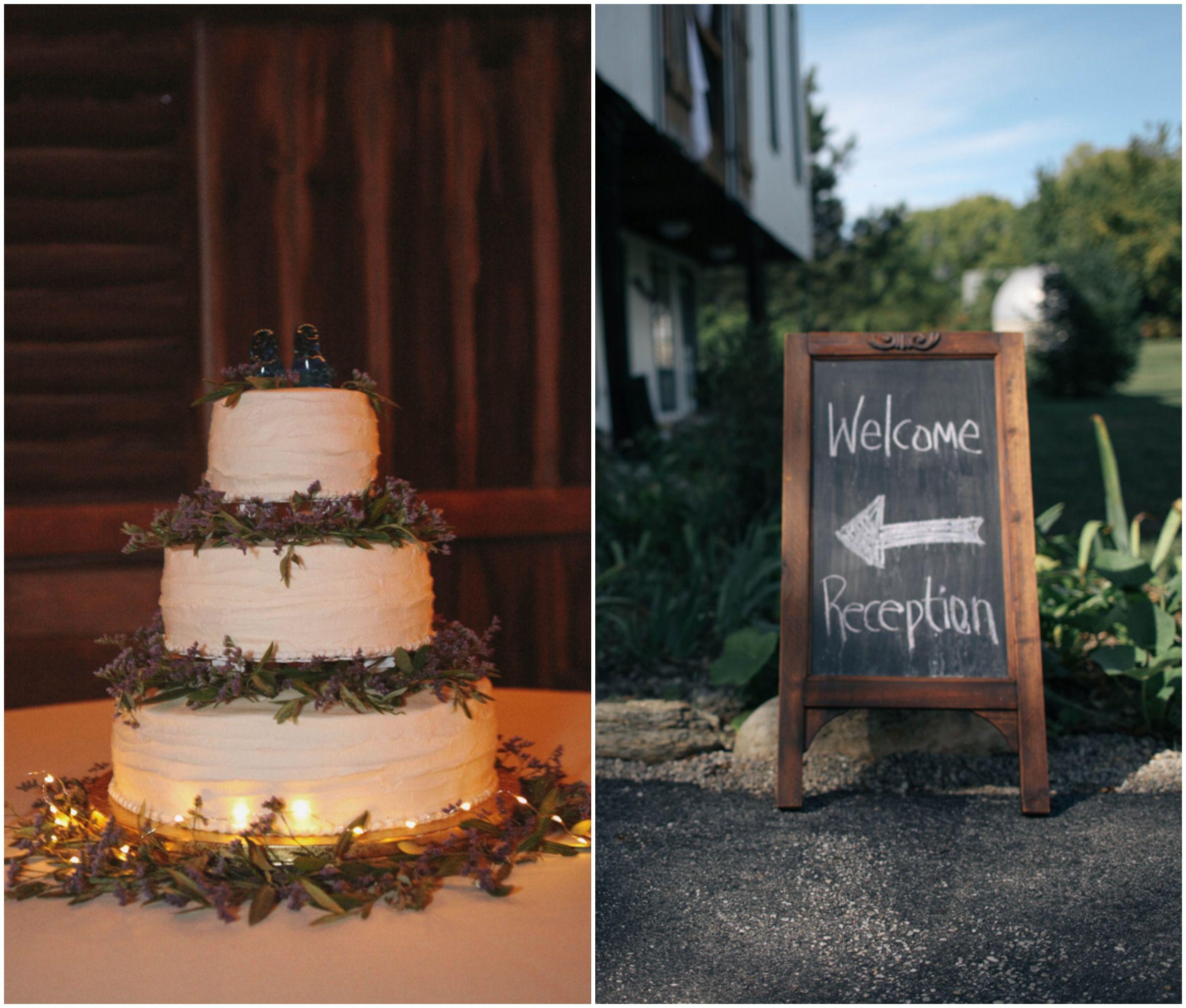 Barn Wedding In Ohio Rustic Wedding Chic