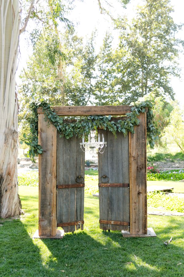Outdoor Equestrian Summer Wedding Rustic Wedding Chic