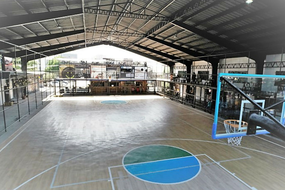 New Eats This Pasay Food Park Has 3 Courts Videoke