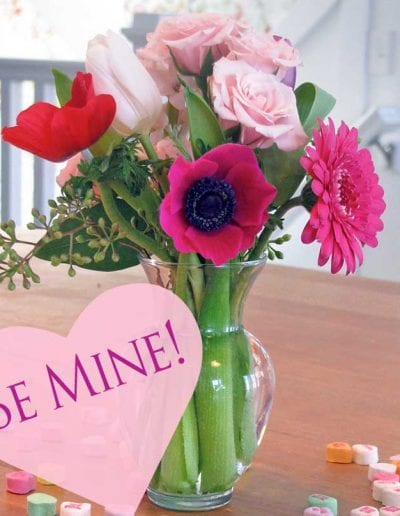 SAF_ValentinesDay_SpringFlowers_BeMIne_Syndicated
