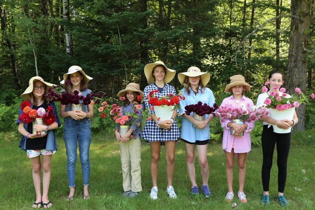 "Camp Birchwood for Girls in LaPorte, Minnesota, which runs for a total of nine weeks each summer, is based on a ""challenge-by-choice"" scheduling system, offering campers options from horseback-riding and waterskiing to gardening and flower arranging."