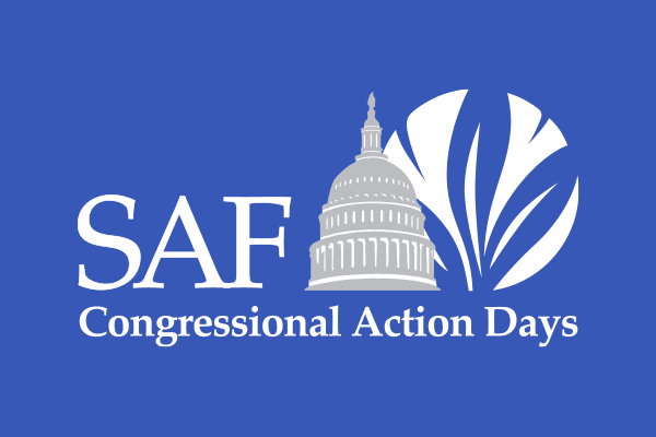 SAF Congressional Action Days logo