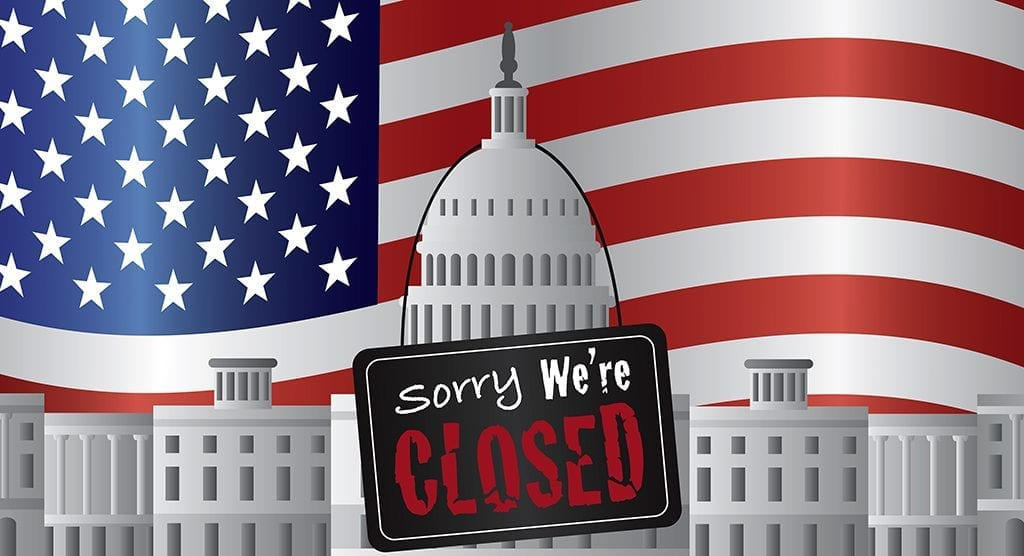 Partial Government Shutdown Continues into Third Week