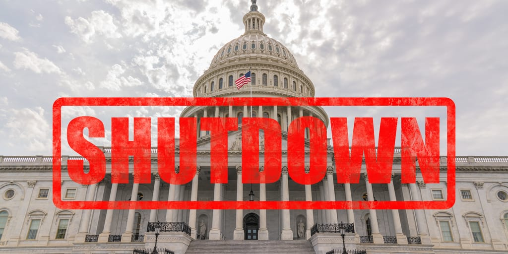 2019 Begins as 2018 Ended – With the Government Partially Shutdown