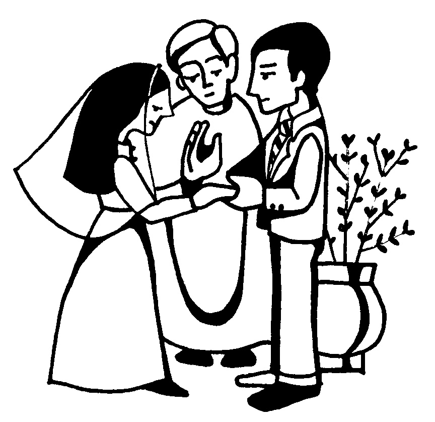 Christian Marriage Service
