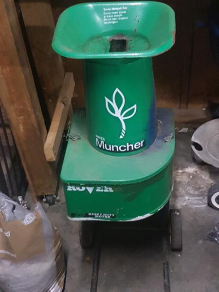 Electric Mulcher Sale