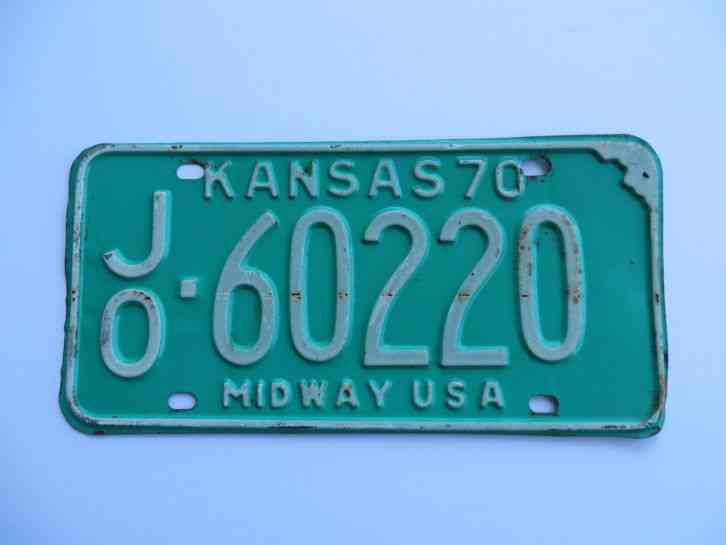Kansas Tag Registration Johnson County