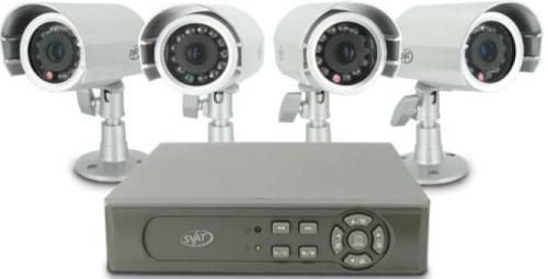 Do It Yourself Security Cameras
