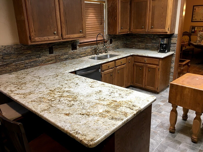 Kitchen Pictures Granite Countertops