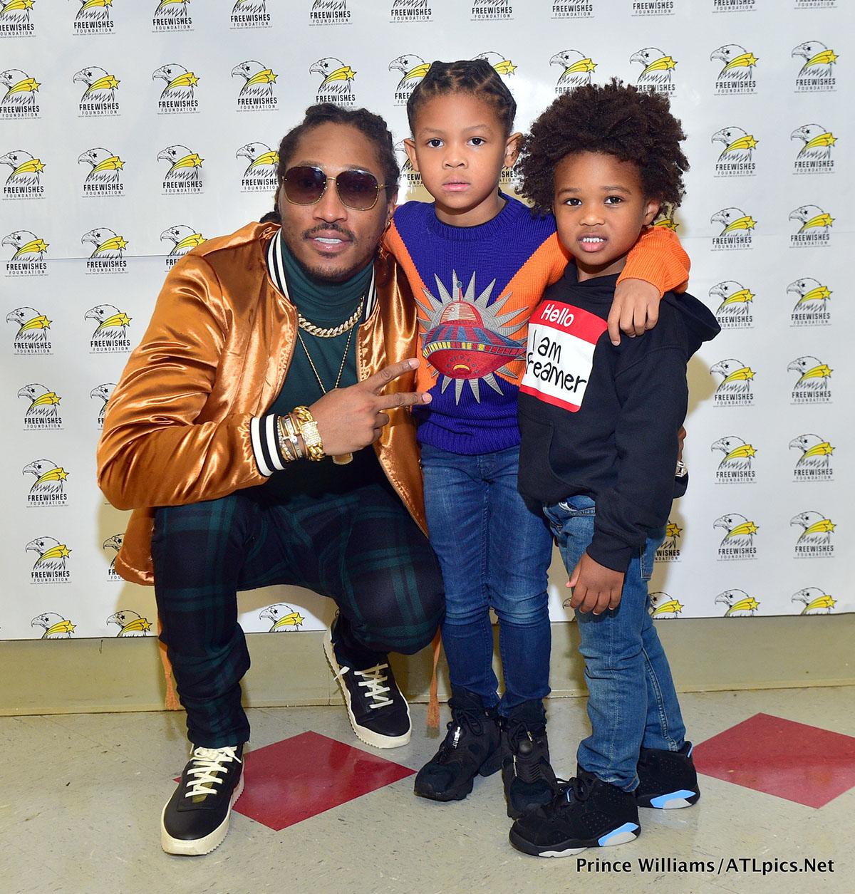 future the rapper kids - HD1200×1255
