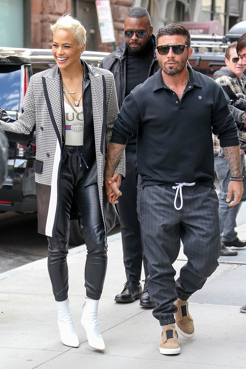 New Couple Alert: Paula Patton Doesn't Care What You Think ...