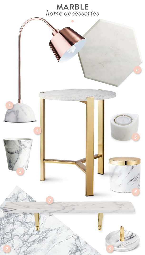 Home Decor Table Accents