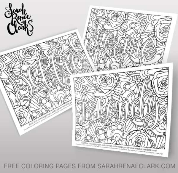 custom coloring pages # 0