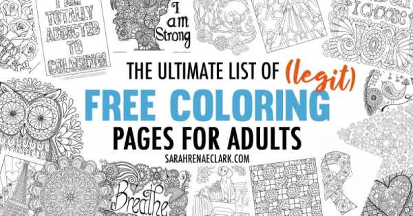 free coloring pages for adults printable # 25
