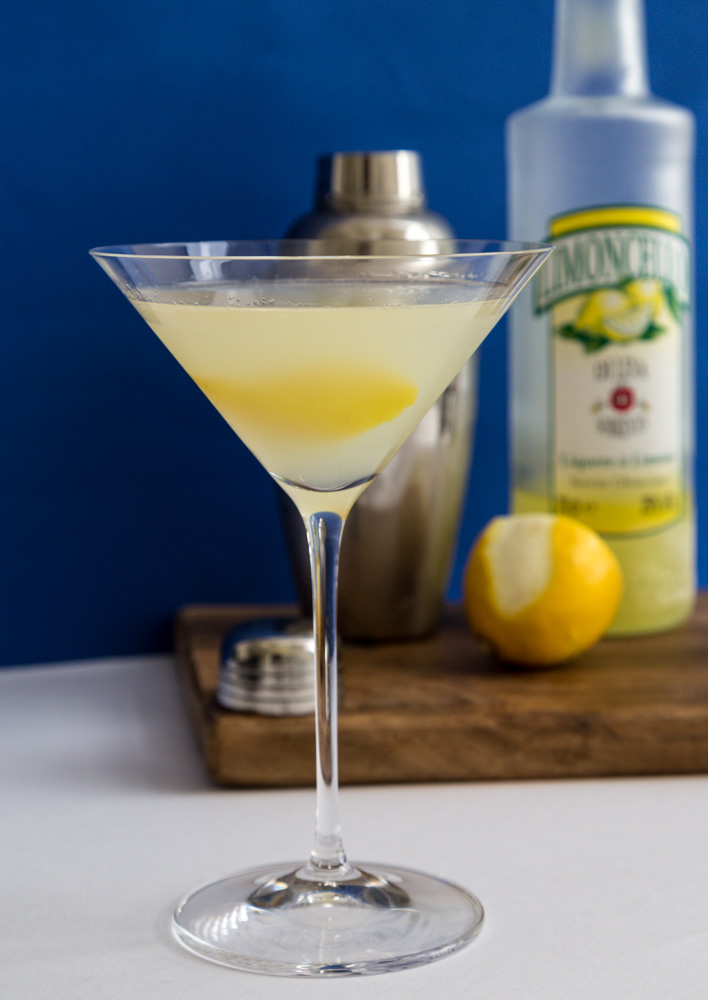 Limoncello Martini Recipe Sarah Sharratt