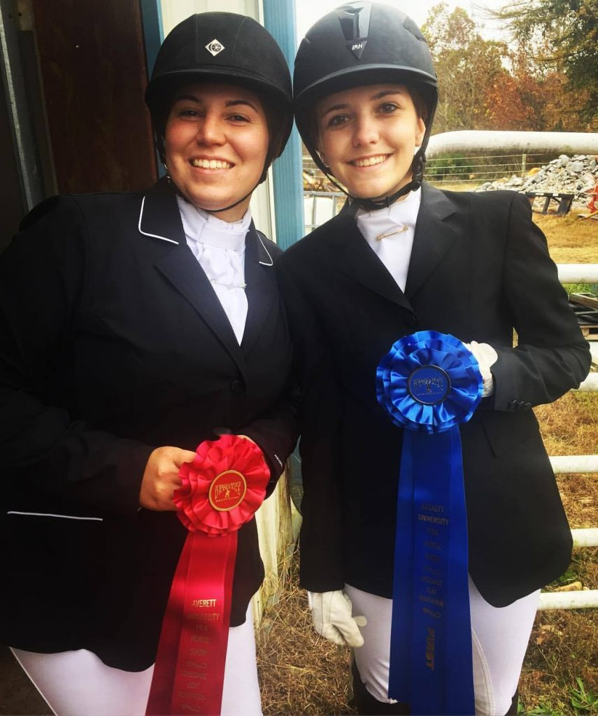 Teams St Andrews University Equestrian Program