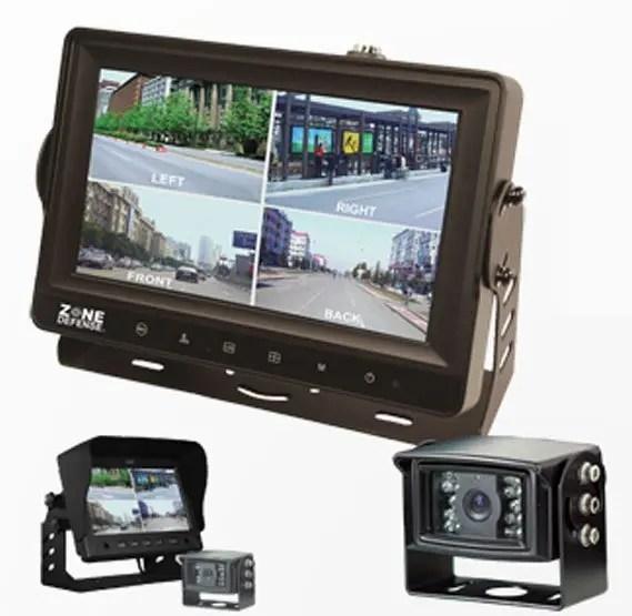 Zone Defense Camera System Zd32314
