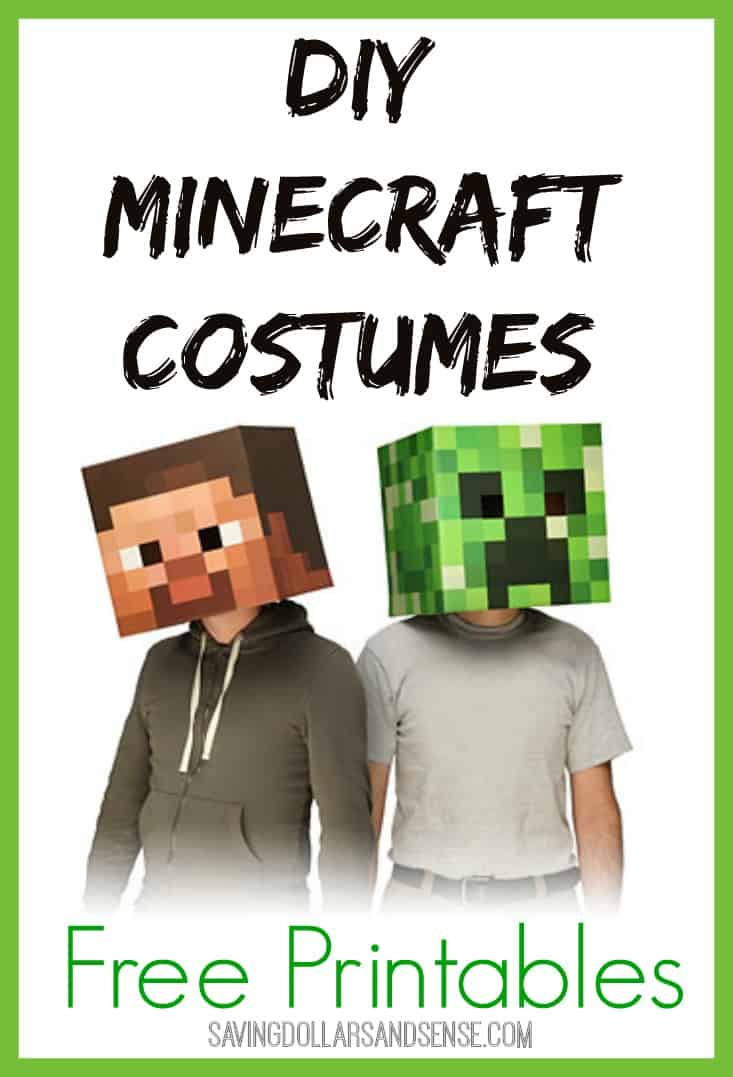 Costume Creeper Halloween