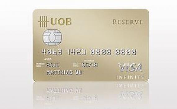 Personal Bank Card