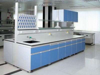 Laboratory Equipment / Chemistry Laboratory Island Bench ...