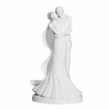 Bride   Groom Porcelain Wedding Cake Topper   Buy Wedding Cake     Bride   Groom Porcelain Wedding Cake Topper