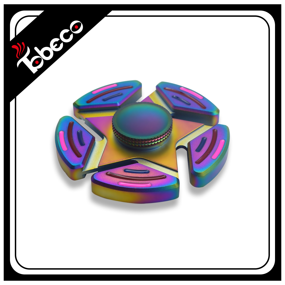 Rainbow Fidget Spinner Target