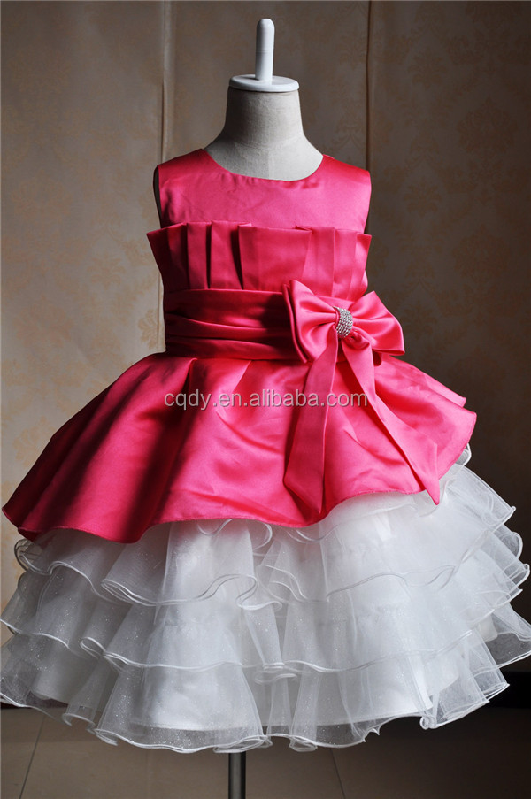 Dress Old Year Girl Baby 1 Birthday