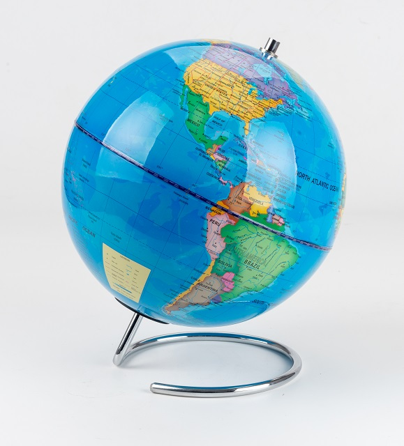 world globes on stand - 579×640