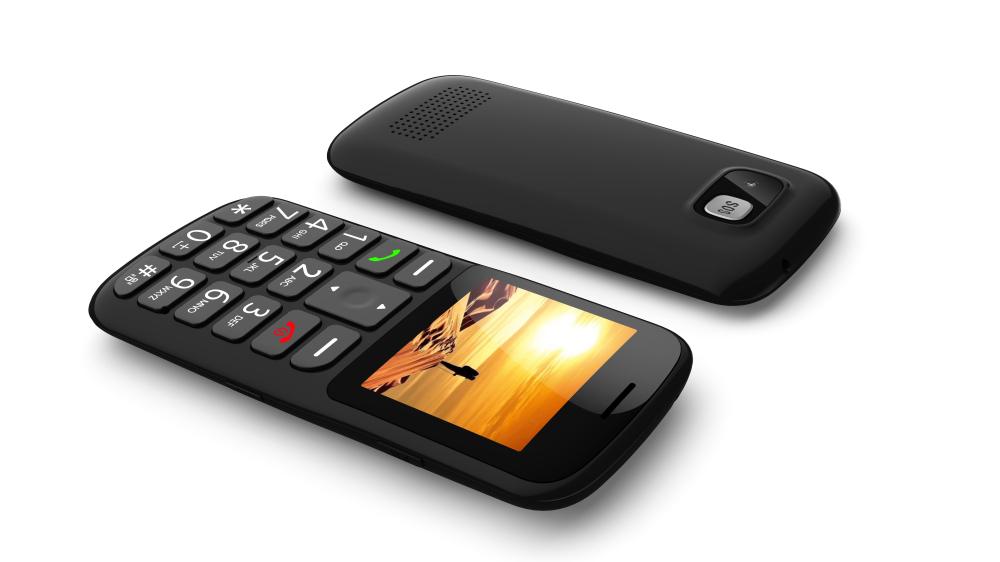 Mobile Phones Elderly Big Button
