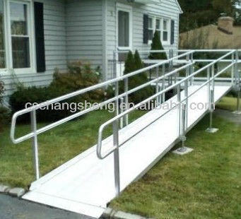 Aluminum Handicap Stair Rails Buy Handicap Stair Rails Black   Handicap Handrails For Stairs   Grab Bars   Deck Railing   Stainless Steel   Ada Compliant   Wheelchair Ramp