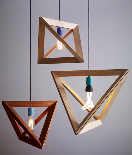 Lamp Picture Frame