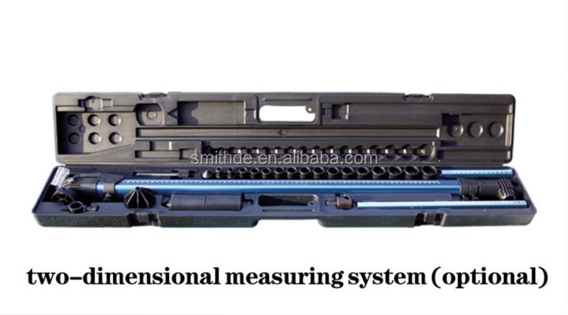 Yantai 2d Auto Body Measuring System Car Body Repair