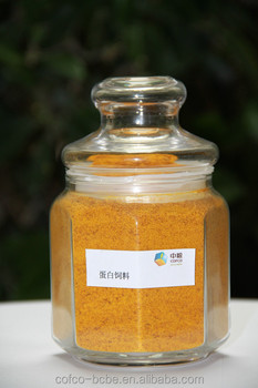Corn Gluten Meal 60% Feed Additive Low Price - Buy Animal ...