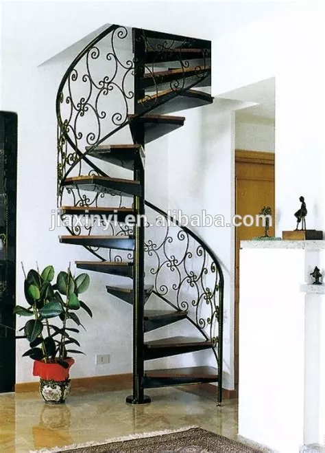 Cheap Wrought Iron Stair Design Wrought Iron Railing Pictures | Iron Stairs Design Indoor | Stainless Steel | Stair Treads | Stair Railings | Spiral Stairs | Steel