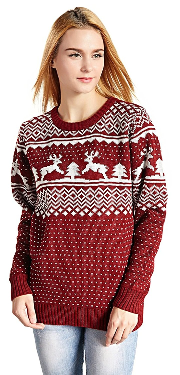 christmas sweaters for women - 720×1500