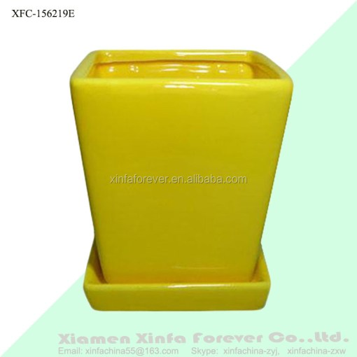 Yellow Ceramic Plant Pots  Yellow Ceramic Plant Pots Suppliers and     Yellow Ceramic Plant Pots  Yellow Ceramic Plant Pots Suppliers and  Manufacturers at Alibaba com