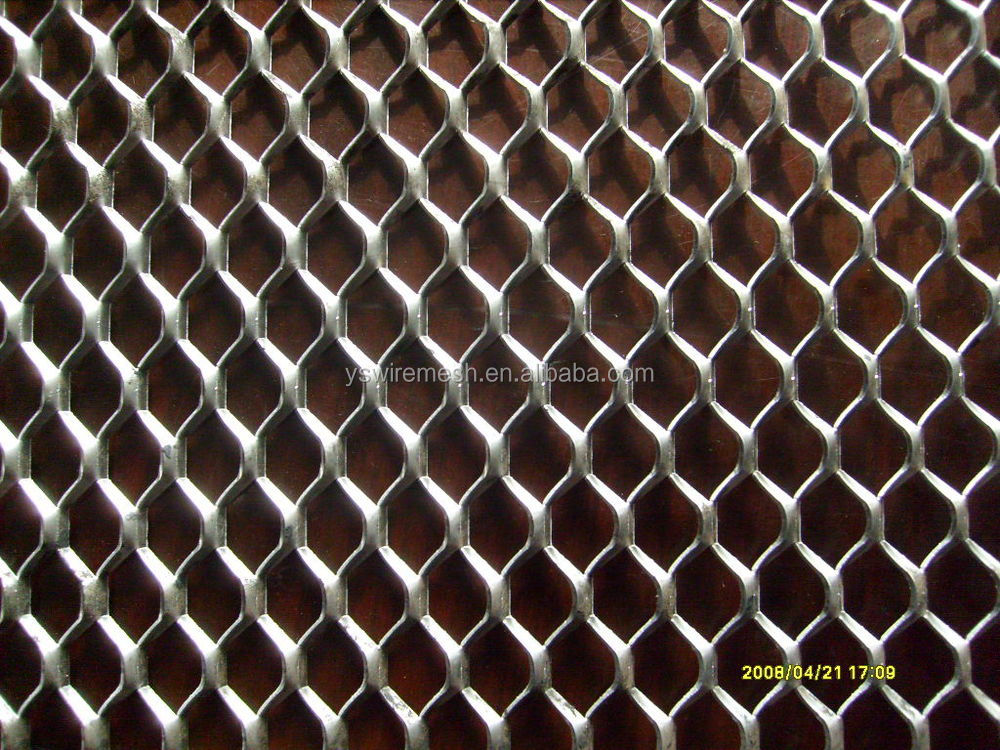 Expanded Metal Mesh Grills